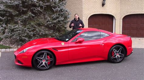 """Yes, the Ferrari California T Is Absolutely a """"Real ..."""