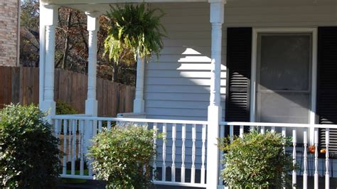 How To Replace Front Porch Columns by How To Replace A Porch Column