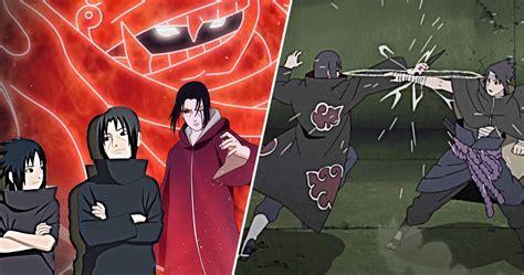 Naruto 25 Things Itachi Can Do That Sasuke Cant