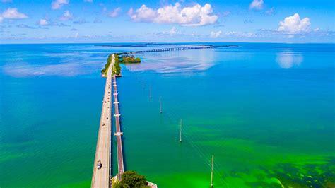 bridge keys florida fishing key west highway overseas spots fishingbooker map aerial know need drive source
