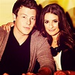 Cory Monteith and Lea Michele a.k.a. Monchele. So tragic ...