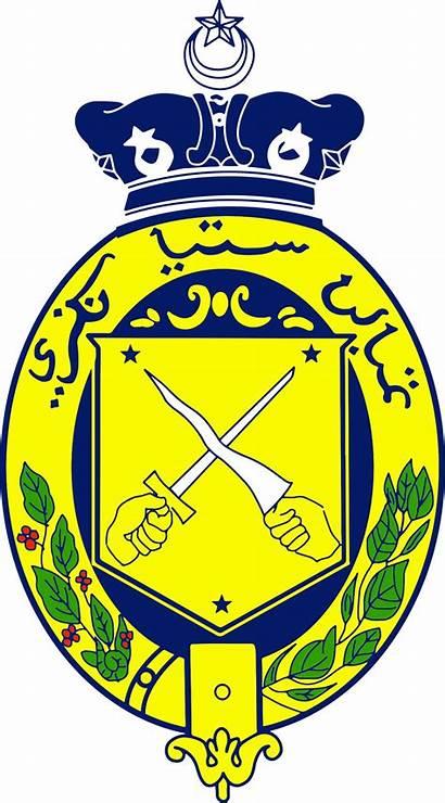 Johor Royal Jmf Force Military Setia Negeri