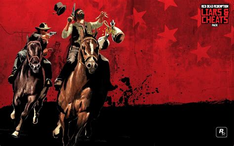 Red Dead Redemption 1440x900 Wallpapers, 1440x900