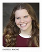 BroadwayWorld's 2020 Senior Showcase - Danielle Koenig