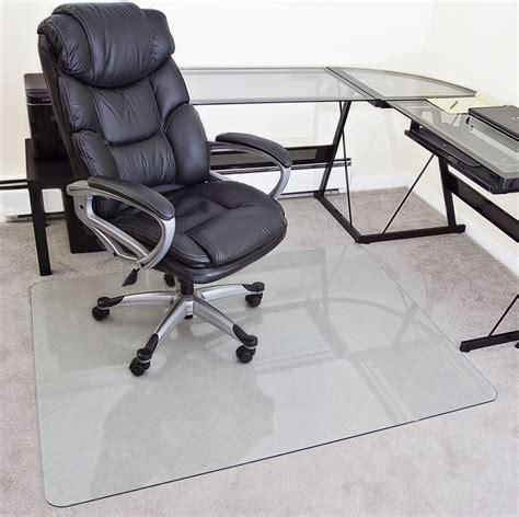 glass chair mat modern chair high quality