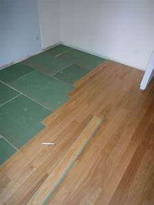 Isolation parquet flottant for Isolation sous parquet flottant