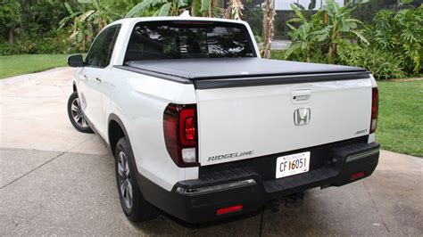 honda ridgeline bed cover a tonneau cover for our honda ridgeline honda ridgeline