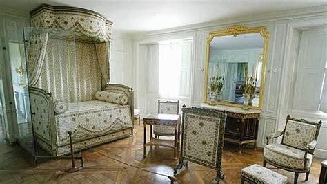 chambre de antoinette chambre de la reine antoinette à l 39 intérieur du
