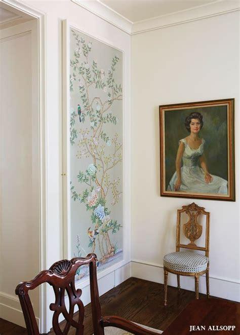 perfect blend framed wallpaper gracie wallpaper