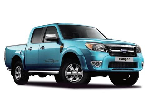 Ford Ranger Pick Up Double Cab Thunder 2.5 Tdci 4wd Diesel