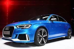 Audi Rs 3 : audi 39 s new rs3 sedan could make sportback owners remorseful carscoops ~ Medecine-chirurgie-esthetiques.com Avis de Voitures