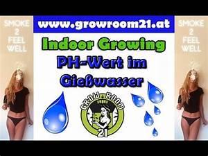 Ph Wert Einstellen : hanf ph wert im gie wasser messen und einstellen growbox growroom21 youtube ~ Eleganceandgraceweddings.com Haus und Dekorationen
