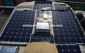 Glossy Flexible Solar Cell Roll Window Panel Transparent