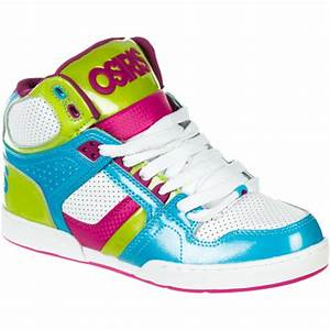 Osiris NYC83 SLM Skate Shoe Girls