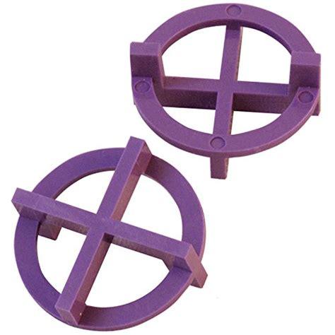 tavy tile spacer 3 32 quot purple 100 pack schillings