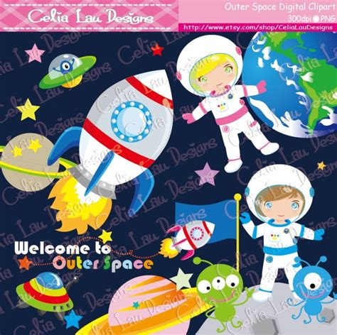 outer space clipart outer space clipart astronauts clipart ufo astronaut