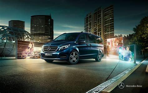 Mercedes V Class Wallpapers by Mercedes V Class New Car Newgate Motor