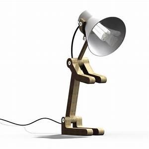 Lampe Bureau Enfant : lampe waaf par pierre stadelmann ~ Teatrodelosmanantiales.com Idées de Décoration
