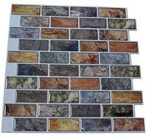 art3d 10 peel and stick kitchen bathroom backsplash sticker 12 x 12 faux ebay