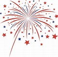 Vector clipart firework - Pencil and in color vector ...