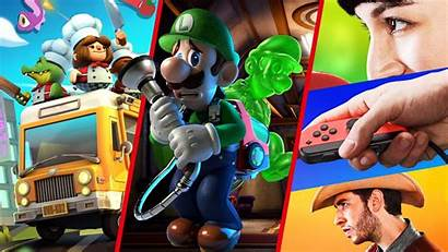 Switch Games Nintendo Feature Multiplayer Nintendolife Gaming