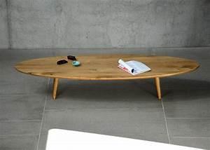 Table De Salon Originale : table de salon originale en bois de ch ne de qualit chez ksl living ~ Preciouscoupons.com Idées de Décoration