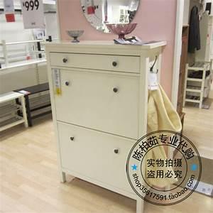Ikea Meuble A Chaussure : armoire chaussures hemnes ~ Dallasstarsshop.com Idées de Décoration
