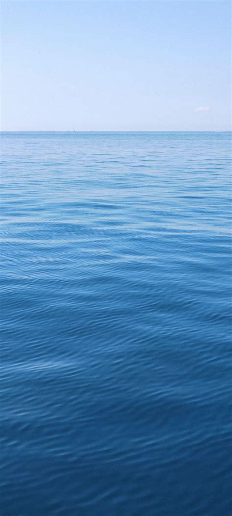 Sea Water Waves Wallpaper