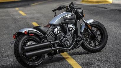 Indian Bobber Scout Bike Motorcycle Superb Seater
