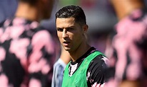 Cristiano Ronaldo breaks down in tears after watching ...