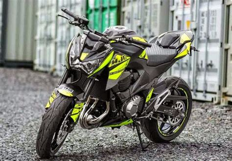 Z250 Modifikasi by Harga Kawasaki Z250 2018 Review Spesifikasi Modifikasi