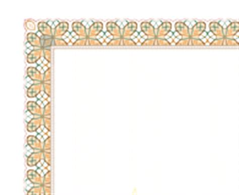 border surat lamaran kerja  desain gratis
