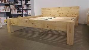Bett Mit Hoher Liegefläche : aktion zirbenbetten doppelbett 180 200 zirbenbett bett aus zirbel bett aus arve made in ~ Bigdaddyawards.com Haus und Dekorationen
