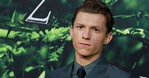 'Spider-Man' star Tom Holland sets a course for that ...
