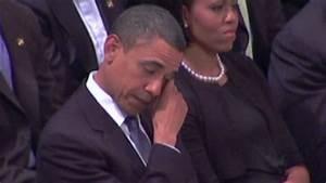 Why was Obama crying? - CNN.com