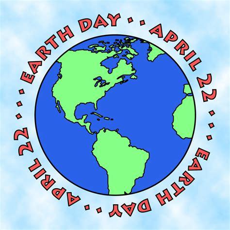 clip art earth day color  abcteach