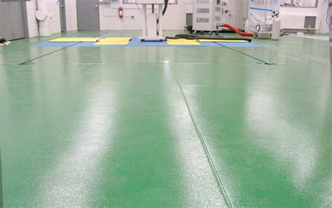 Reliable Commercial Floor Coating Solutions in Michigan