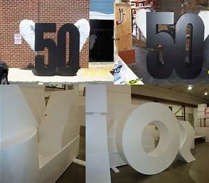 Foam numbers and props bing images for Big foam letters and numbers