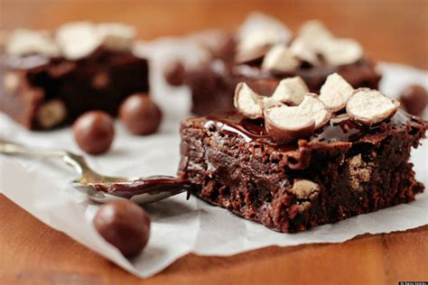 chocolate malt ball dessert recipes  huffpost