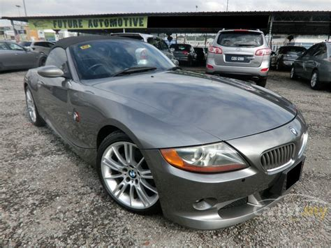 Bmw Z4 2004 30 In Selangor Automatic Convertible Grey For