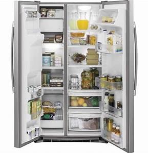 Frigo Americain Profondeur 50 Cm : top perfect frigo americain de luxe with frigo americain de luxe with frigo americain faible ~ Melissatoandfro.com Idées de Décoration