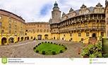 Castle Of Olesnica Dukes - Olesnica, Poland Stock Image ...