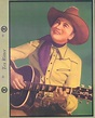Tex Ritter Images   Tex ritter, Best country music ...