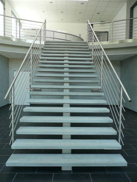 Treppenstufen Beton Innen by Treppen Knecht Unternehmensgruppe