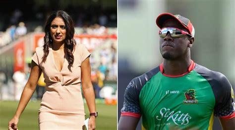 BBC Cricket Commentators: Isa Guha and Carlos Brathwaite ...
