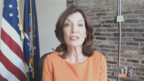 Mccoy albany mayor kathy m. Lt. Governor Kathy Hochul reacts to more businesses reopening as New York moves forward   News 4 ...