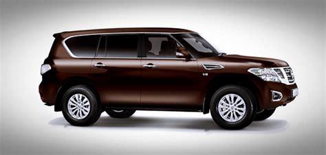 2019 Nissan Patrol Ti L Rumors  Review Suv
