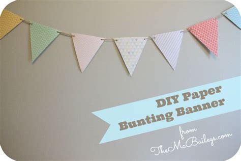 Best 25 Paper Banners Ideas On Pinterest Paper Garlands