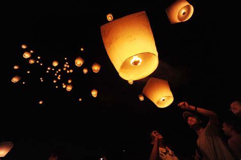 Lanterne Volanti Firenze Lanterne Kongming Quotidiano Net China Channel