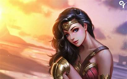 Wonder Wallpapers Anime Woman 4k Fan